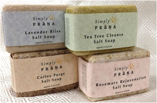 Pack of 4 Soaps