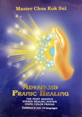 Advanced Pranic Healing Book