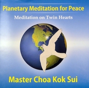 Twin Hearts Meditation - Planetary Meditation for Peace CD